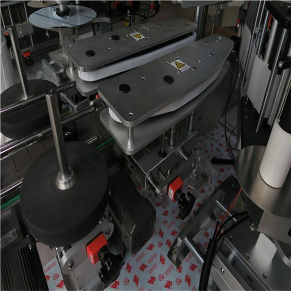 Etiketleme Makinesi Tipi Tek Taraf / Çift / Cephe Yan Etiketleme Makinaları