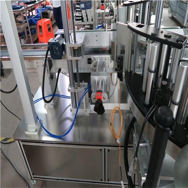 Otomatik Haddelenmiş Etiket Yapışkanlı Etiket Etiketleme Makinesi 220V / 380V