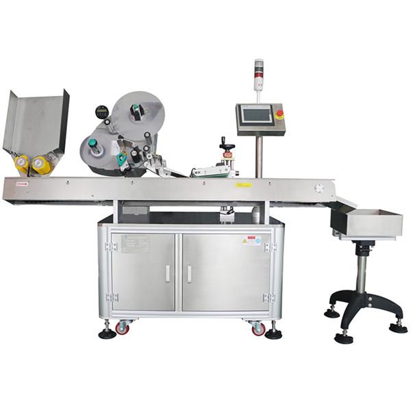 60-500 Adet Min Ekonomi Otomatik İlaç Şişesi Flakon Etiketleme Makinesi
