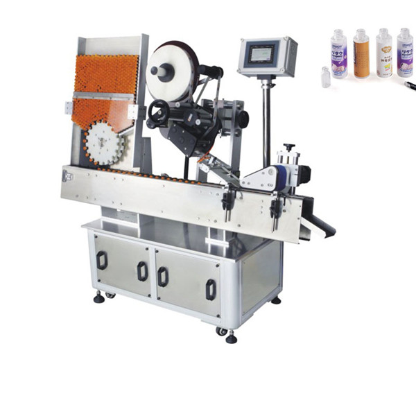 Otomatik Gübre Torbası Flakon Etiket Etiketleme Makinesi 220V 2kw