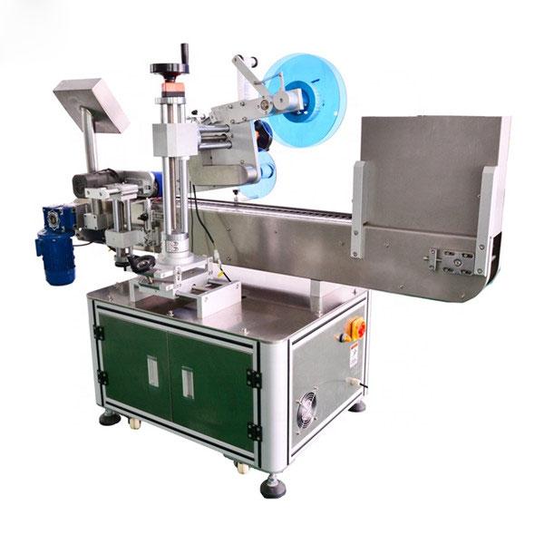 Otomatik Flakon Etiketleme Yatay Etiketleme Makinesi Alüminyum Alaşımlı