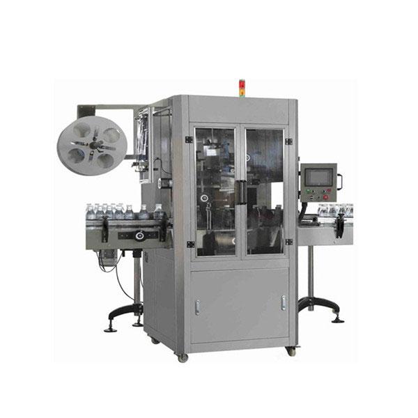 Bardaklar Otomatik Shrink Sleeve Etiketleme Makinesi
