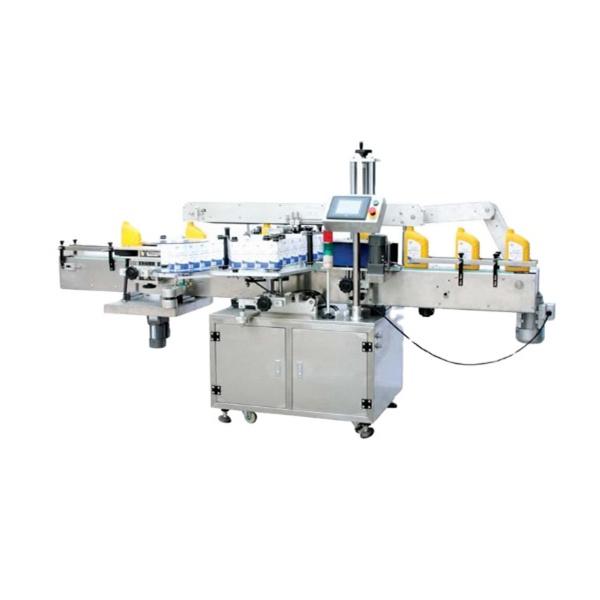 Siemens Plc Otomatik Bira Yuvarlak Şişe Etiketleme Makinesi