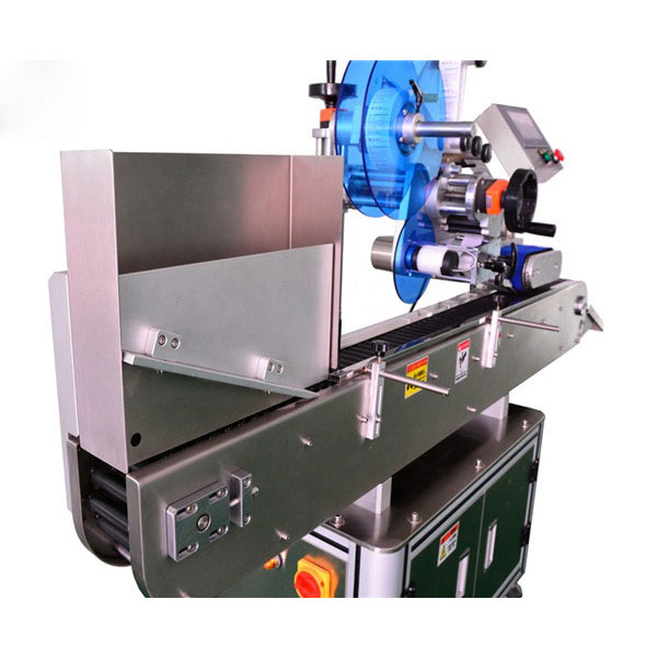 Ampuller İçin Paslanmaz Çelik Flakon Etiket Etiketleme Makinesi