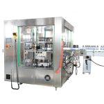 Üç Yüzlü Yer Otomatik Etiket Etiketleme Makinesi Döner Sistem Makineleri