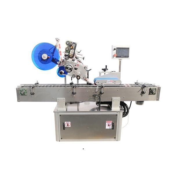 Üst ve Çift Taraflı Etiketleme Makinası