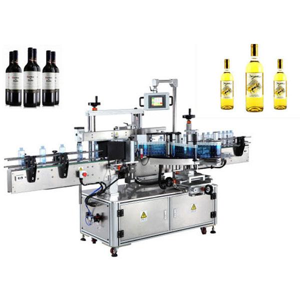 Şarap Şişesi Etiket Aplikatör Makinesi, Bira Şişesi Etiketleyici