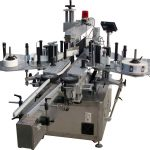 Çanta Fabrikası Yüksek Hızlı İçin Düz Yüzey Otomatik Etiketleme Makinesi