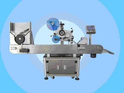 Kozmetik İçin Otomatik Flakon Etiketleme Makinesi Oje Etiket Etiket Makinesi