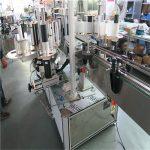 Plastik Kova Tek Yüksek Hızlı Etiketleme Makinesi, İki Taraflı Etiketleme Makinesi