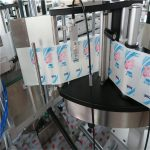 Otomatik Tek / Çift Taraflı Altıgen Yuvarlak Şişe Etiket Etiketleme Makinesi