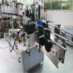 Etiket Etiket Aplikatör Makinesi Şampuanı ve Deterjan Etiketleme Makinesi