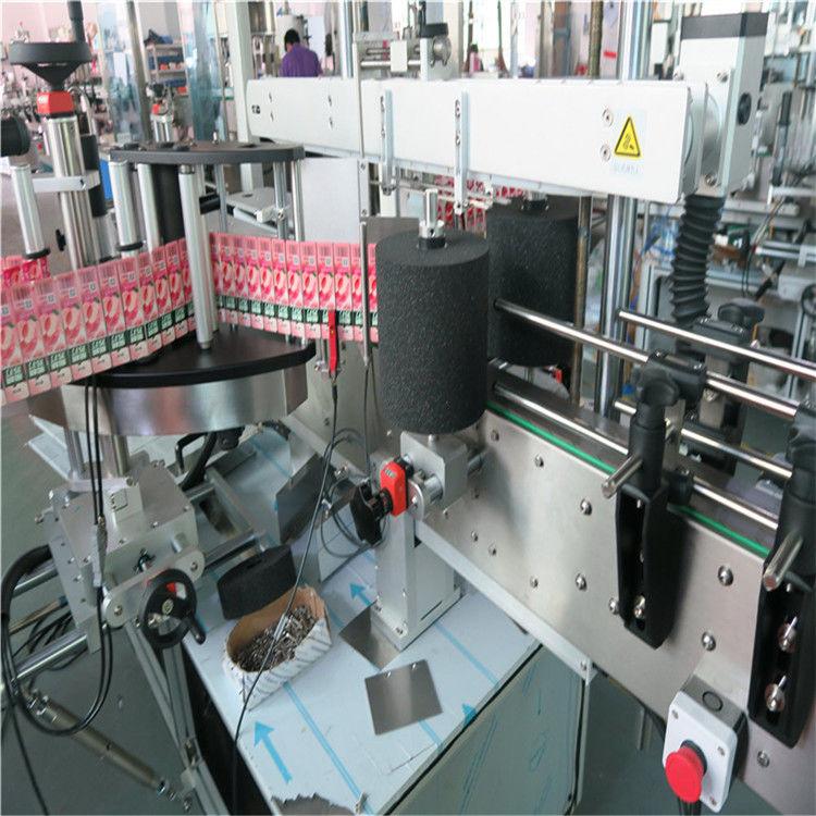 Çin Otomatik Haddelenmiş Etiket Yapışkanlı Etiket Etiketleme Makinesi 220V / 380V tedarikçisi