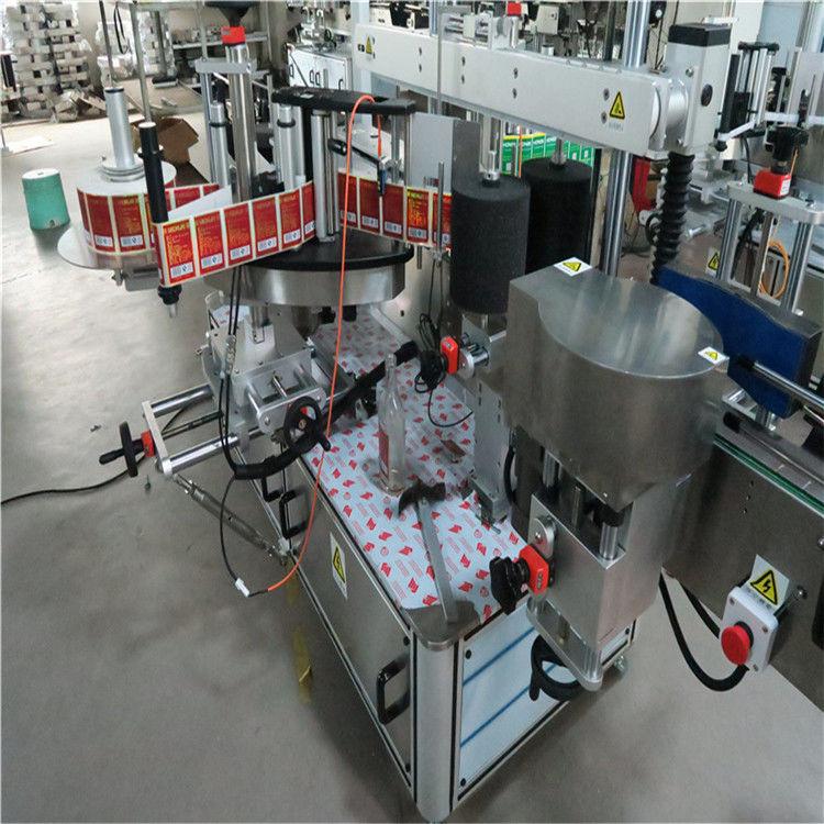 Yapışkan Otomatik Etiket Etiketleme Makinesi, Otomatik Etiketleme Makinesi
