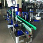 İçecek / Gıda / Kimya İçin 1500W Güç Yuvarlak Şişe Etiketleme Makinesi