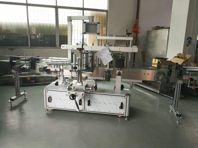 Çin Suyu / Şarap Şişesi Otomatik Etiket Etiketleme Makinesi, Otomatik Etiketleme Makinesi tedarikçisi