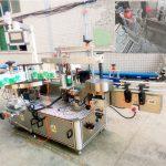 Şampuan ve Deterjanlar İçin Otomatik Yapışkanlı Etiketleme Makinesi