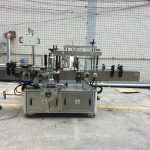 Su Şişesi Etiketleme Ekipmanları İçin Plastik Şişe Etiketleme Makinesi