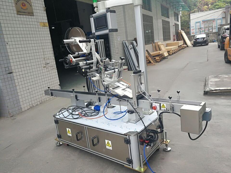 Meme Kılıfı Elektrikle Çalışan Tip İçin Etiket Üstü Etiketleme Makinesi
